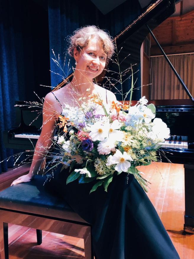 Anna Zassimova in Waldbronn
